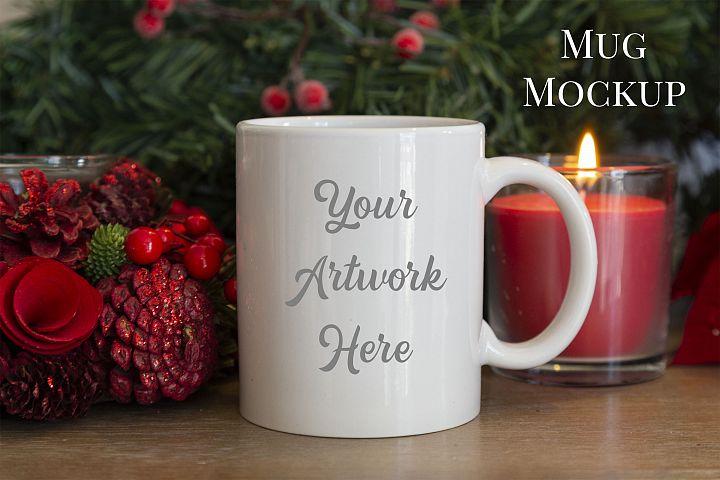 Mug Mockup - Pumpkins