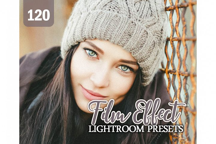 Film Effect Lightroom Presets