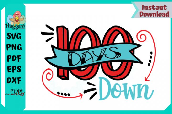 100 Days Down