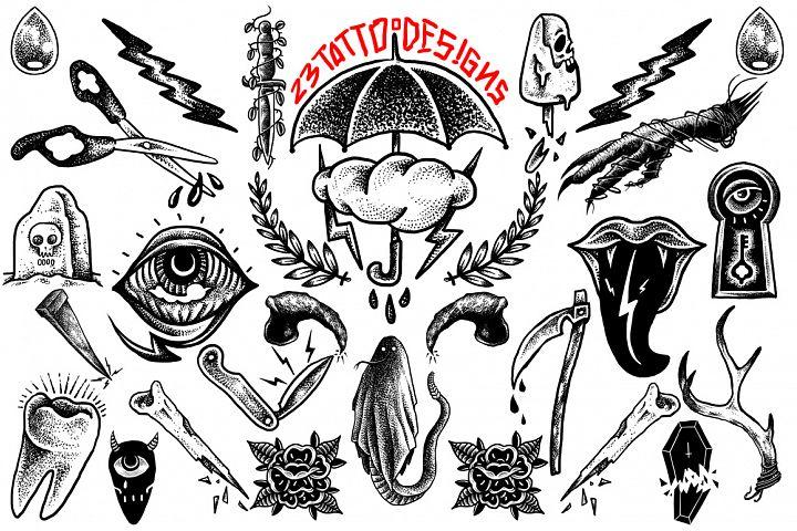 23 Tattoo designs