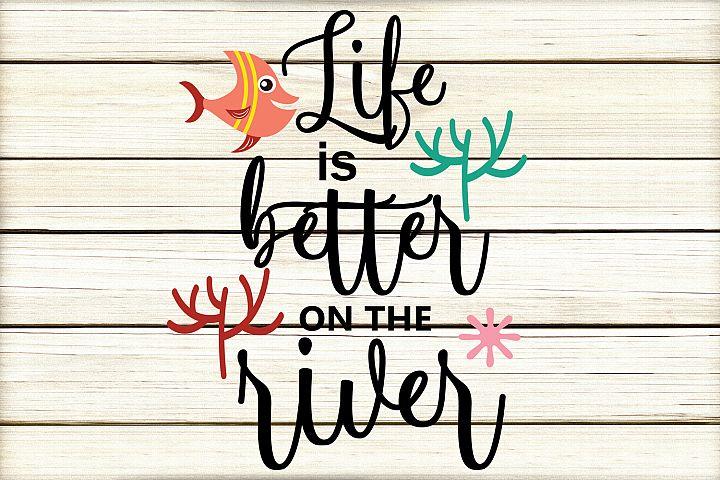 River quote