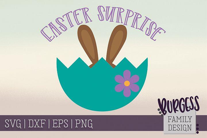 Easter surprise | SVG DXF EPS PNG