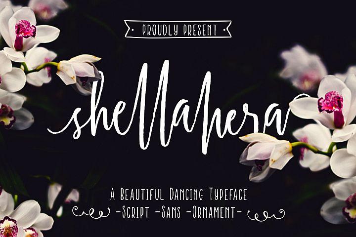 Shellahera Font Bundle