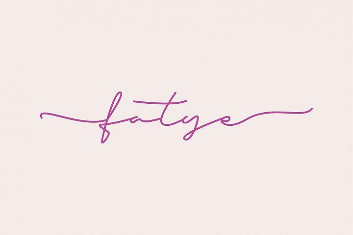 Fatye