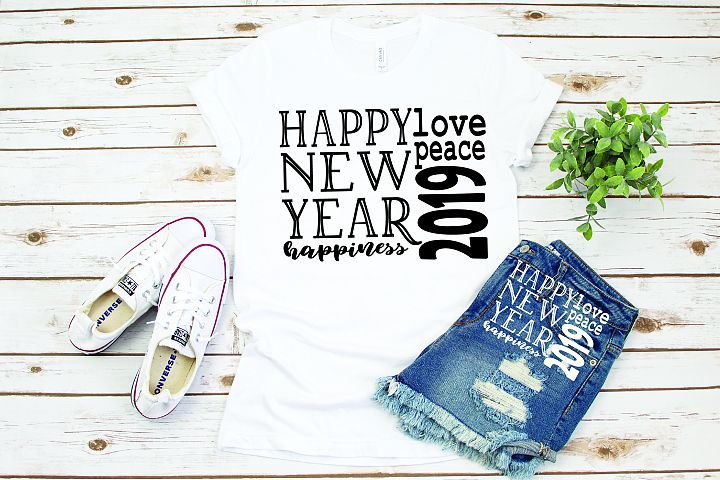 Happy new year, new year clipart, 86