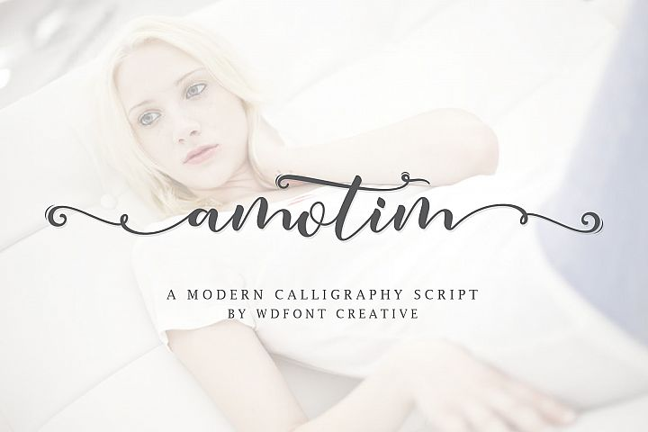 Amotim | New Calligraphy