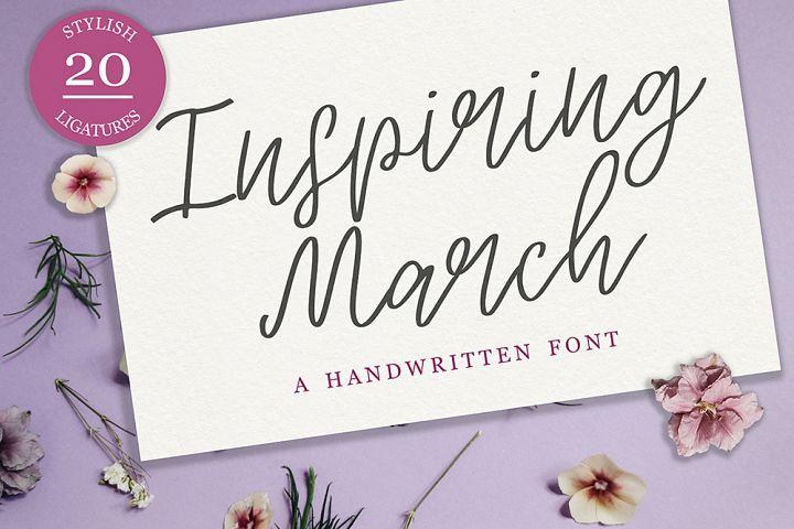 Inspiring March