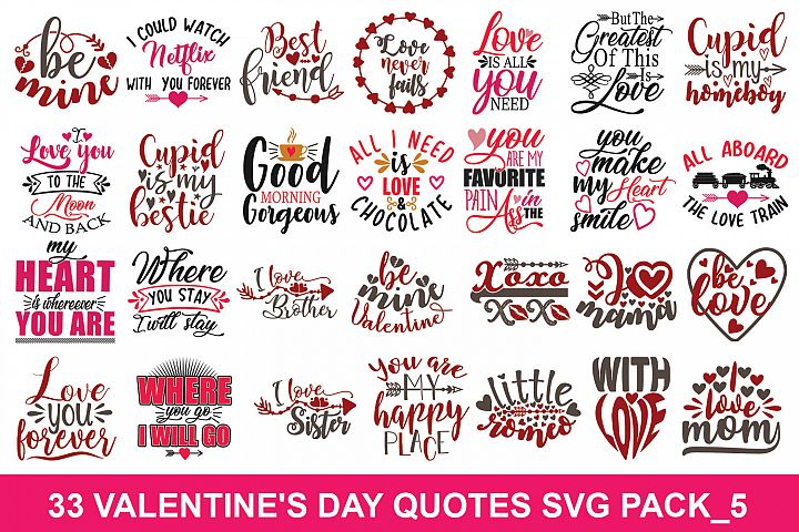 Valentines Day SVG Bundle Part_5