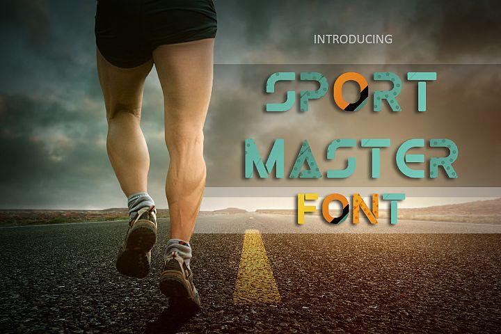 Sport Master Font