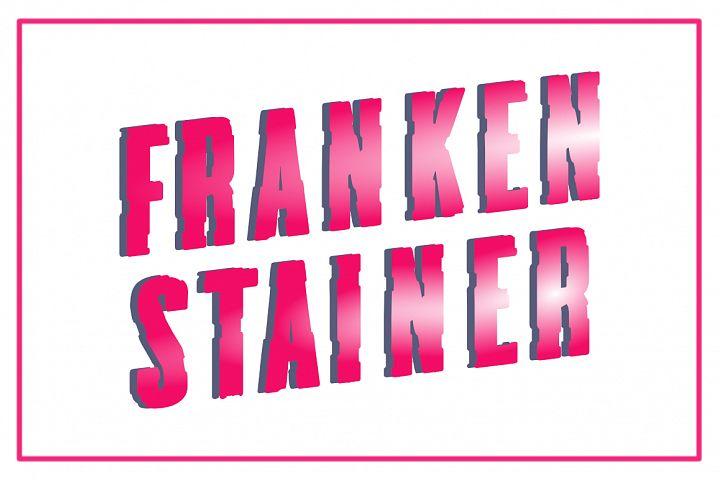 Frankenstainer Family Font