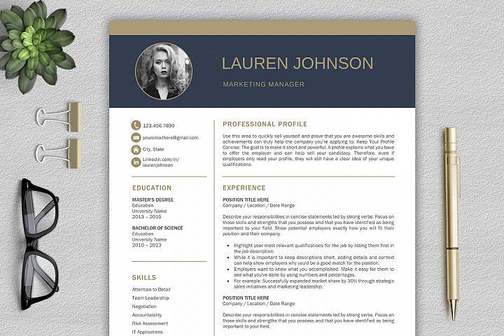 Resume Templates Design Bundles
