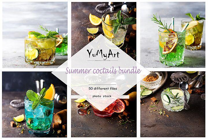 Summer cocktails bundle