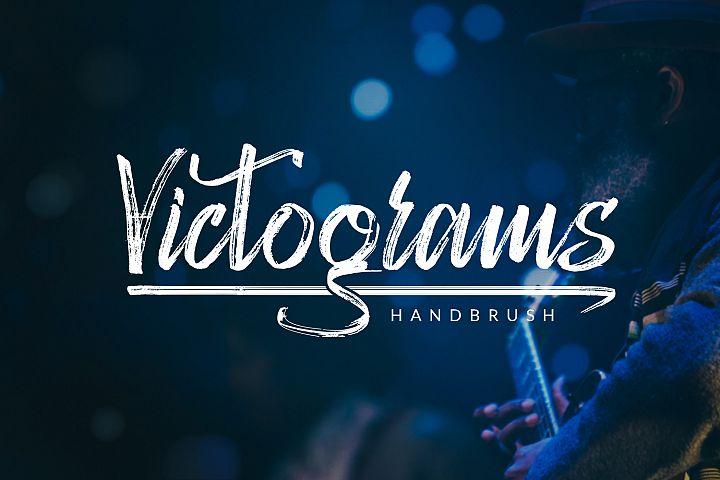 Victograms Handbrush