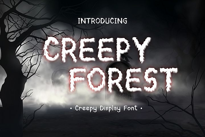 Creepy Forest example
