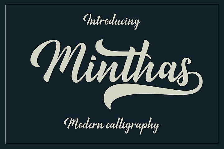 Minthas Script