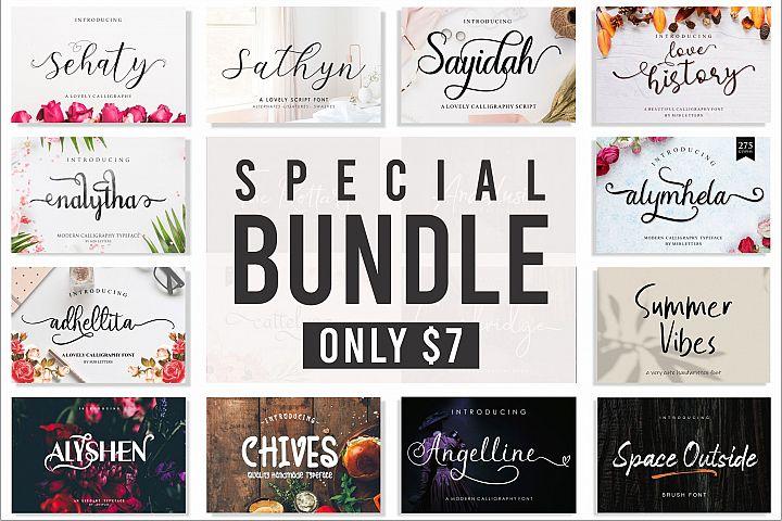 Special Font Bundles