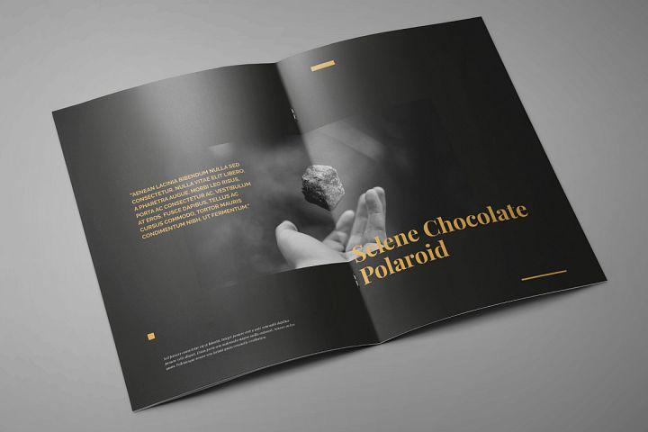 nostalgia / A5 Brochure