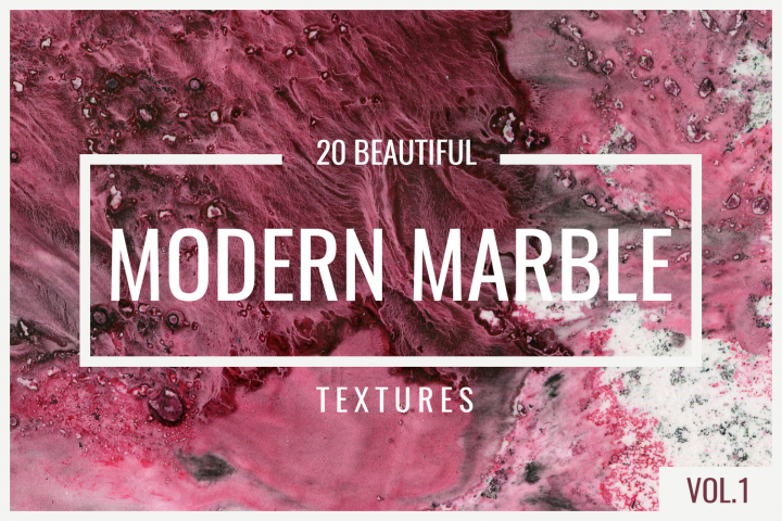 Modern marble digital paper textures marble overlays