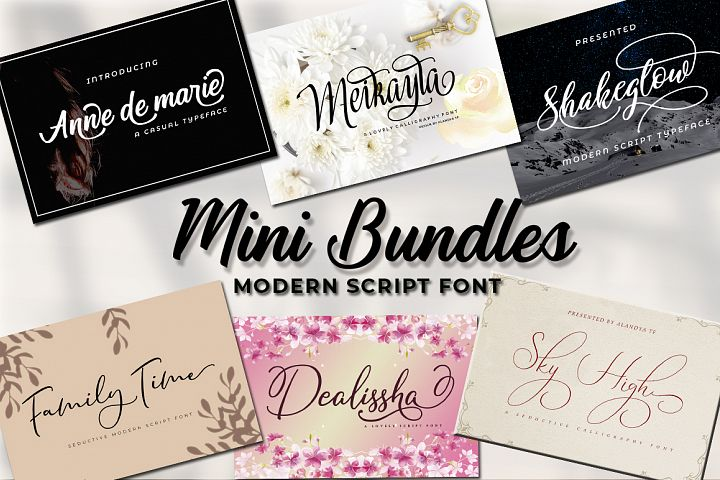 NEW SCRIPT MINI BUNDLE