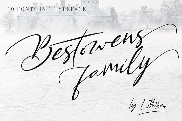 Bestowens family