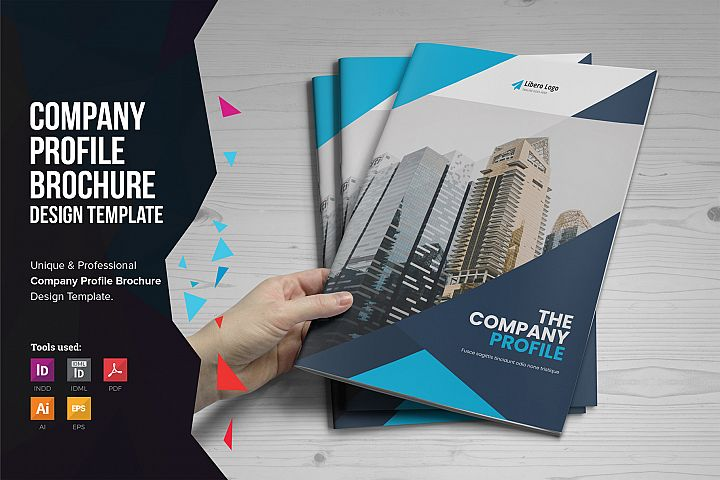 Company Profile Brochure v13