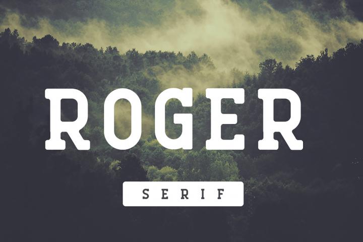 Roger Serif