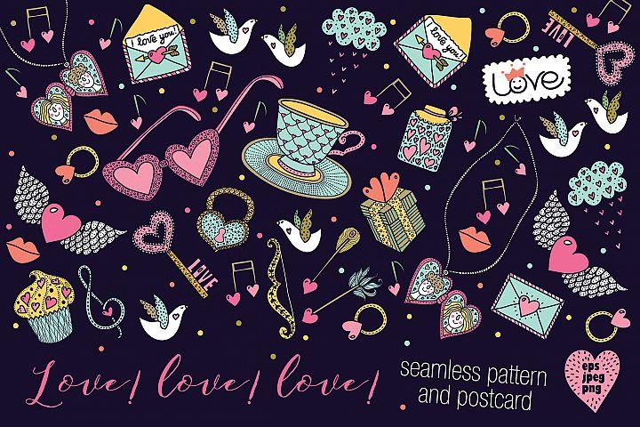 Love! Love! Love!