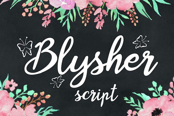 Blysher