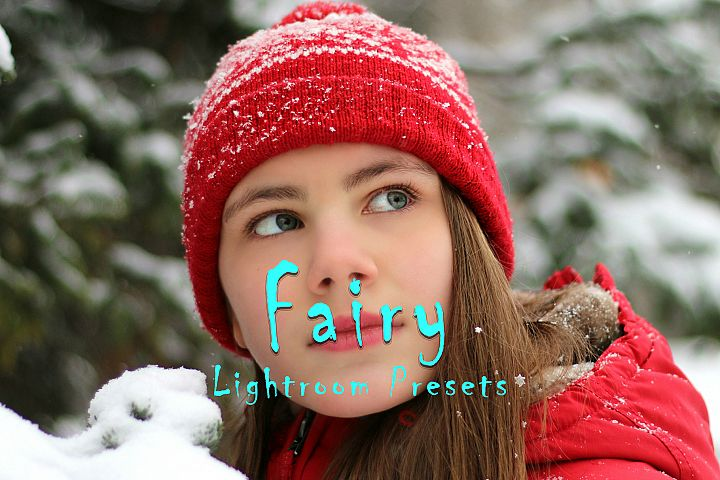 Fairy Lightroom Presets