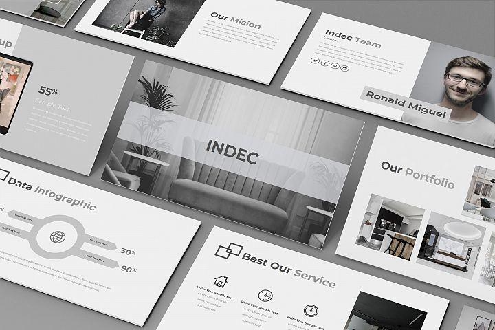 Indec Google Slide Presentation