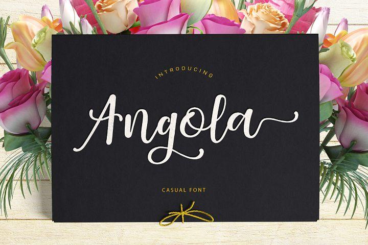 Angola Script
