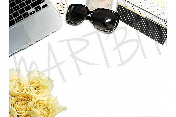 Stock Photo for Bloggers and Instagram -DESKTOP MOCKUP