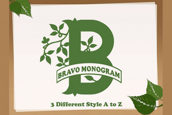 Bravo Monogram