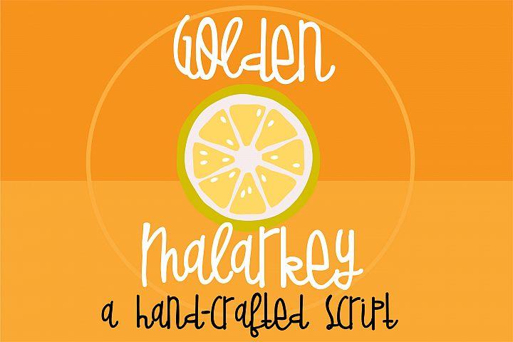 PN Golden Malarkey
