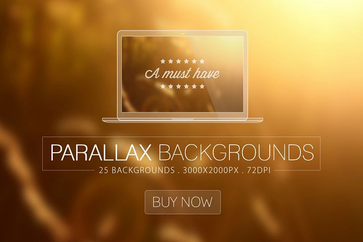 Parallax Web Backgrounds Vol.1