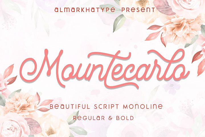Mountecarlo - Beautiful Monoline