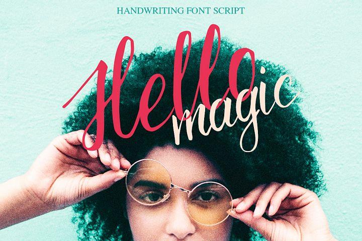 Hello, magic