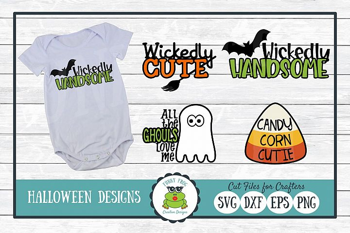 Halloween Designs, SVG Cut Files for Crafters