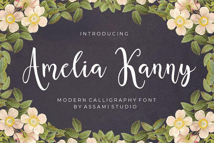 Amelia Kanny