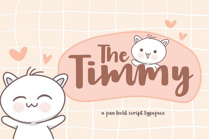 The Timmy Script