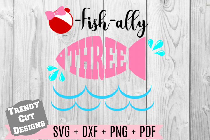Ofishally Three Birthday SVG