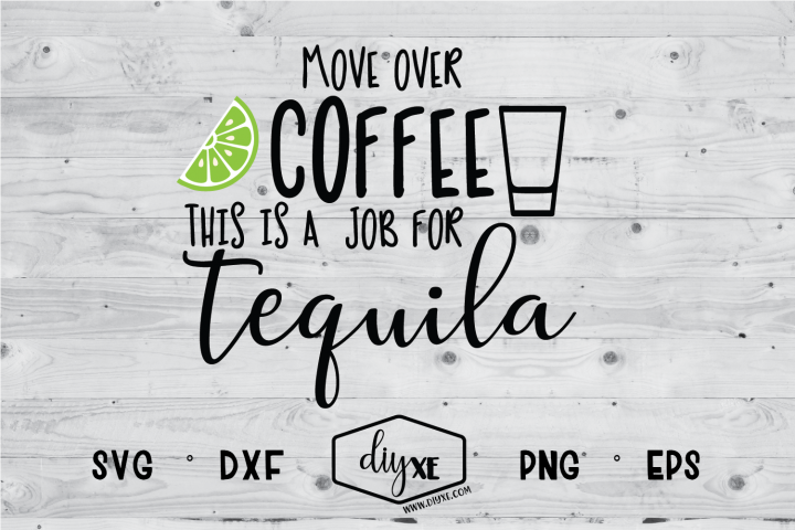 Move Over Coffee, This Is A Job For Tequila