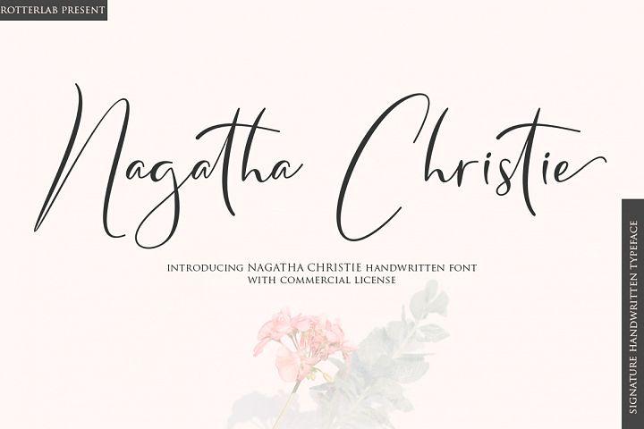 Nagatha Christie