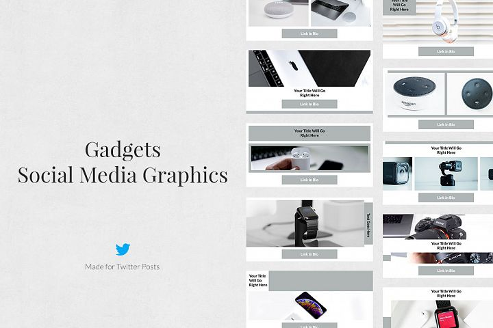 Gadgets Twitter Posts