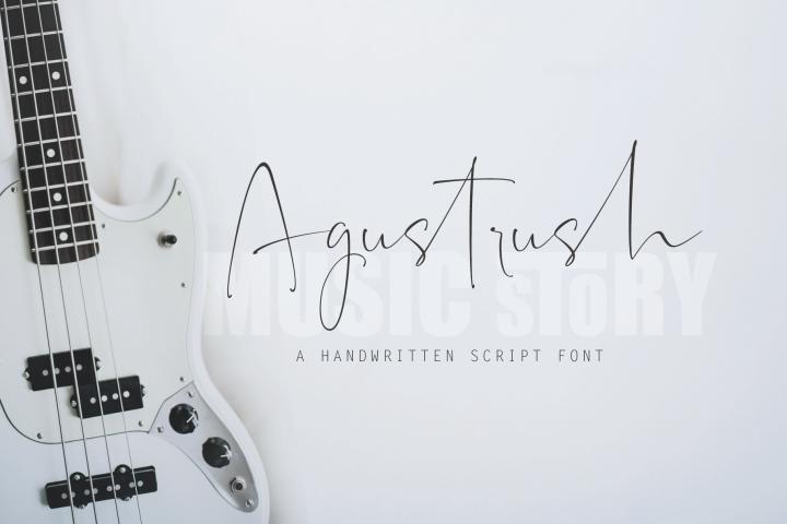 Agustrush