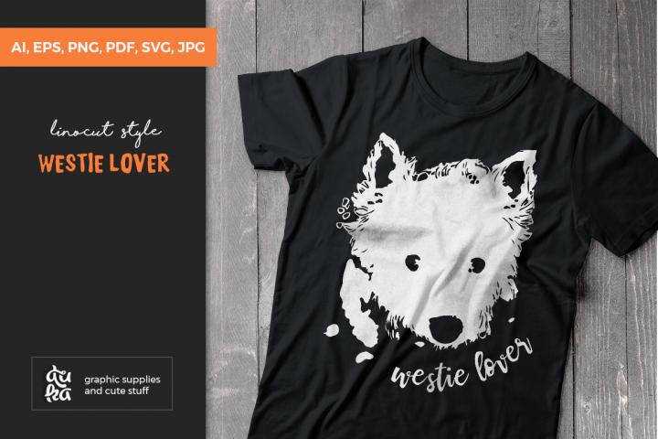 Dog Shape SVG - Dog Doodles for Cricut   Westie Lovers