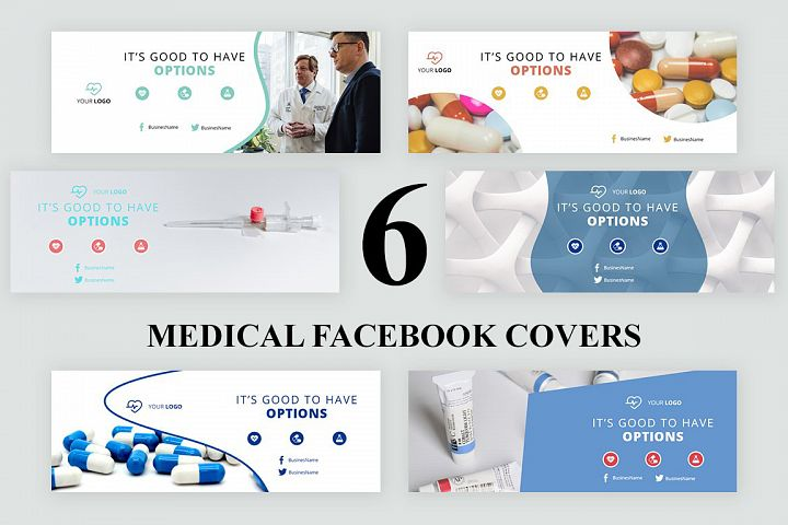 Medical Facebook Cover