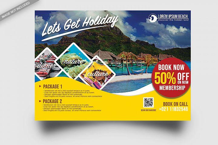 Tour Destination Flyer