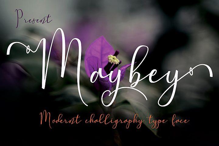 Maybey