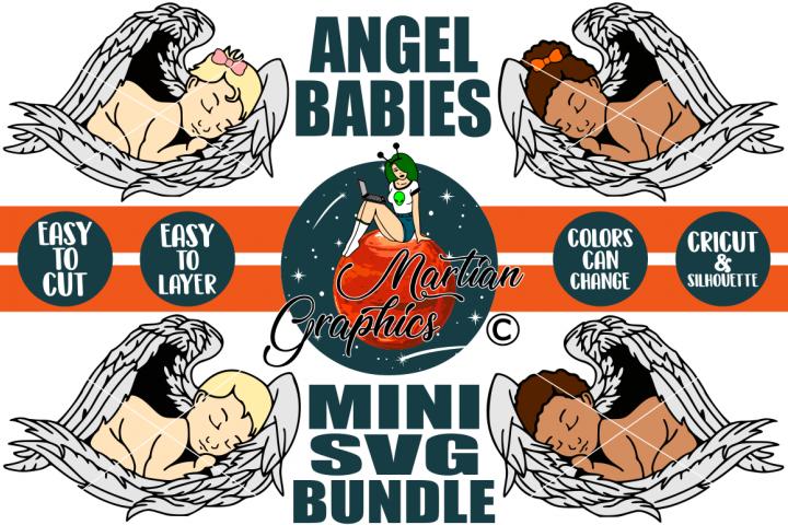Angel Babies Bundle of 4